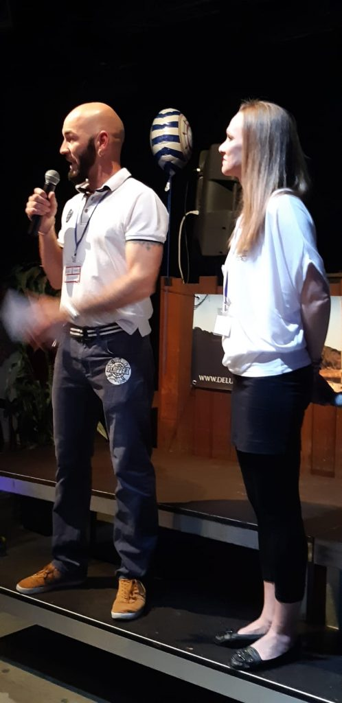 Skipper and Crew 2019 Ansprache